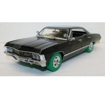 GreenLight 84032 - Supernatural (TV Series 2005) 1967 Chevrolet Impala Sport Sedan