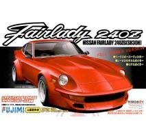 FUJIMI 038100 - 1:24 Nissan Fairlady 240ZG (SH30H) Full Works Version