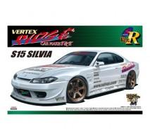 AOSHIMA 04351 - 1:24 Vertex Ridge S15 Silvia