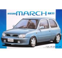 FUJIMI 035468 - 1:24 ID-75 Nissan AK11 March 3 Doors