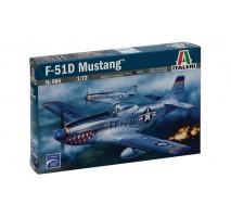 Italeri 0086 - 1:72 P-51D MUSTANG
