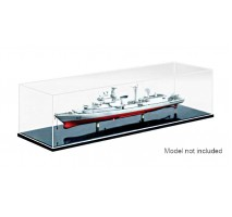 MasterTools - WL Plastic Transparent Case 1:350/1:700 (501x149x146 mm)