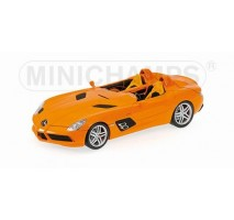 Minichamps - MERCEDES-BENZ SLR STIRLING MOSS (Z199) - 2009 - ORANGE