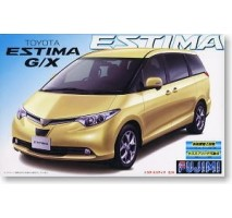 "FUJIMI FUJ036786 - 1:24 Inch Up Series 1:24 ID-8 Toyota Estima ""g"" and ""x"" version"