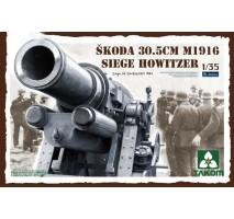 TAKOM 2011 - 1:35 Skoda 30.5 cm M1916 Siege Howitzer