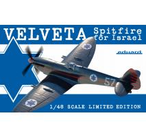 Eduard 11111 - 1:48 Velveta/Spitfire for Israel
