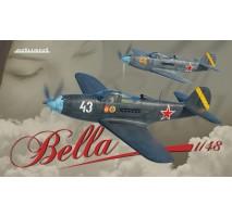 "Eduard 11118 - 1:48 P-39 Airacobra ""Bella"" - Dual Combo"