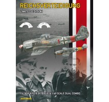 Eduard 11119 - 1:48 Reichsverteidigung - complete Fw 190A-8/R2 kit and complete Bf 109G-6/14 kit