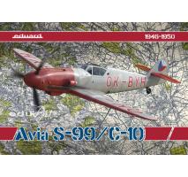 Eduard 11122 - 1:48 Avia S-99 / C-10