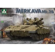 TAKOM 2080 - 1:35 Israeli main battle tank Merkava mk.2b
