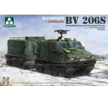 TAKOM 2083 - 1:35 Bandvagn Bv 206S Articulated Armored Personnel Carrier