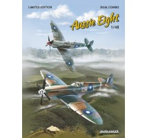 Eduard 1188 - 1:48 Aussie Eight - Spitfire Mk. VIII in Australian service DUAL COMBO