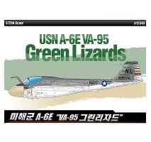 Academy 12543 - 1:72 A-6E GREEN LIZARDS
