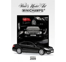 Minichamps - PMA CATALOGUE - 2009 - EDITION 2 (24 pages)