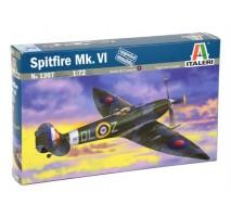 Italeri 1307 - 1:72 Spitfire Mk. VI