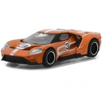 GreenLight 13200-F - Ford GT 1967 #3 Ford GT40 Mk.IV Tribute Solid Pack - Ford GT Racing Heritage Series 1