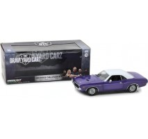 "GreenLight 13515 - Graveyard Carz (2012-Current TV Series) - 1970 Dodge Challenger R/T (Season 5 - ""Chally vs. Chally"")"