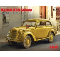 ICM 35478 - 1:35 Kadett K38 Saloon, WWII German Staff Car