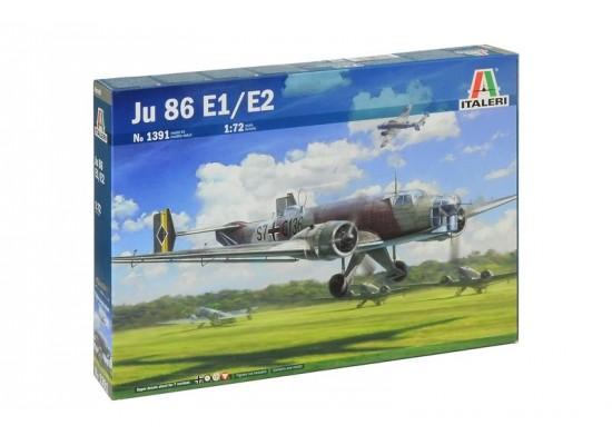 Italeri 1391 - 1:72 JU 86 E1/E3