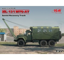 ICM 35520 - 1:35 ZiL-131 MTO-AT, Soviet Recovery Truck