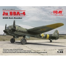 ICM 48237 - 1:48 Ju 88A-4, WWII Axis Bomber