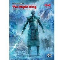 ICM 16201 - 1:16 Night King (100% new molds) - Game of Thrones figure