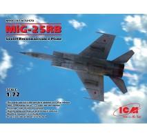 ICM 72173 - 1:72 MiG-25 RB, Soviet Reconnaissance Plane