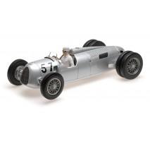 Minichamps - AUTO UNION TYP C - HANS STUCK - WINNER SHELSLEY WALSH HILLCLIMB 1936