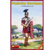 Miniart 16006 - 1:16 Praetorian Guardsman. II century A.D.