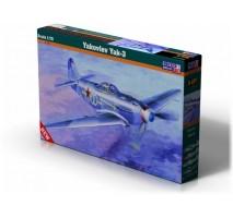 MisterCraft D-207 - 1:72 Yakovlev Yak-3