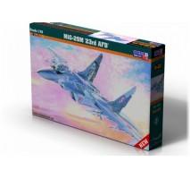 "MisterCraft D-22 - 1:72 MIG-29M ""23rd AFB"""