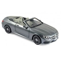 NOREV - Mercedes-Benz S-Class convertible 2015 - Grey metallic