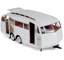 NOREV 185726 - Caravane Henon 1955 white