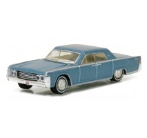 GreenLight 29895 - 1965 Lincoln Continental - Madison Gray Metallic (Hobby Exclusive)