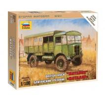 "Zvezda 6175 - 1:100 British Truck ""Matador"""
