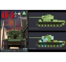 TAKOM 2006 - 1:35 Soviet Super Heavy Tank KV-5