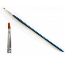 Italeri 51227 - 4 Brush Flat Synthetic