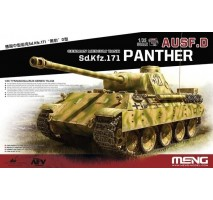 MENG TS-038 - 1:35 SdKfz 171 Panther Ausf.D