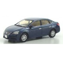 J-Collection - 1:43 NISSAN Sylphy 2013 Steel Blue