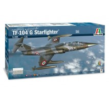 Italeri 2509 - 1:32 LOCKHEED TF-104  (AM + NATO versions)
