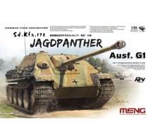 MENG TS-039 - 1:35 German Tank Destroyer SdKfz 173 Jagdpanther Ausf.G1