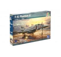 Italeri 2781 - 1:48 F-4J PHANTOM II