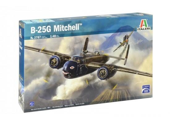 Italeri 2787 - 1:48 B-25G  MITCHELL