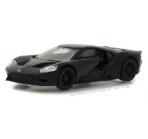 GreenLight 27950-F - 2017 Ford GT Solid Pack - Black Bandit Series 19