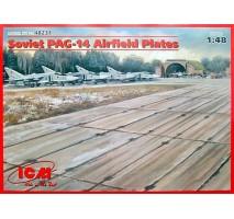 ICM 48231 - 1:48 Soviet PAG-14 Airfield Plates