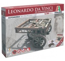 Italeri 3101 - Leonardo da Vinci's SELF-PROPELLING CART