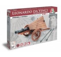 Italeri 3107 - Leonardo da Vinci - Spingarde with mantlet