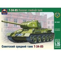 ARK Models AK35001 - 1:35 T-34-85 Russian medium tank