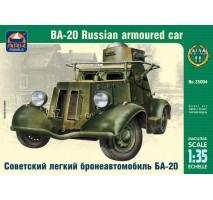 ARK Models AK35004 - 1:35 BA-20 Russian light armored car