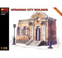 Miniart 35006 - 1:35 Ukrainian City Building